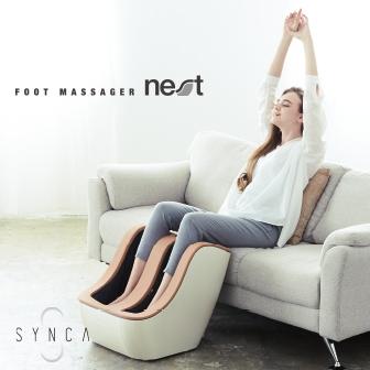 JOHNSON Nest 新世代秀腿機︱FM210 腳部按摩