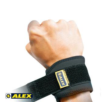 ALEX 竹炭調整型護腕H-74