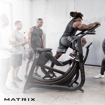 Matrix S-Force 專業商用曲步多重訓練機