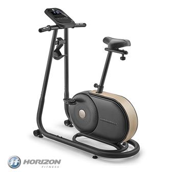 HORIZON Citta系列 BT5.0 直立式健身車|原石黑款