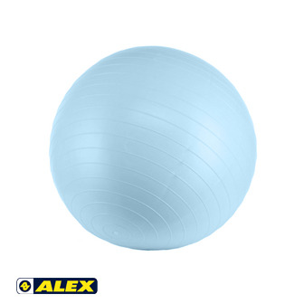 ALEX 瑜珈韻律球/ 健身抗力球 (直徑65CM)-已停產