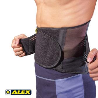 ALEX 纖薄型護腰 M/L/XL