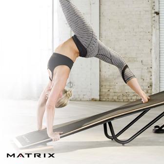 Matrix In-Trinity 引全能體板