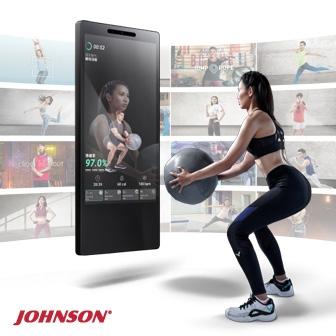 Johnson@Mirror 新概念健身魔鏡
