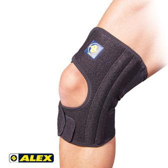 ALEX 第二代高透氣網狀護膝T_49 S/M/L/XL