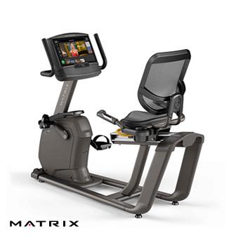 Matrix Retail R30-02 斜臥式健身車